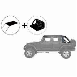 Roof Cover Cargo Top